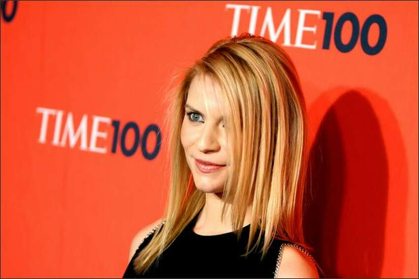 Actress Claire Danes attends.