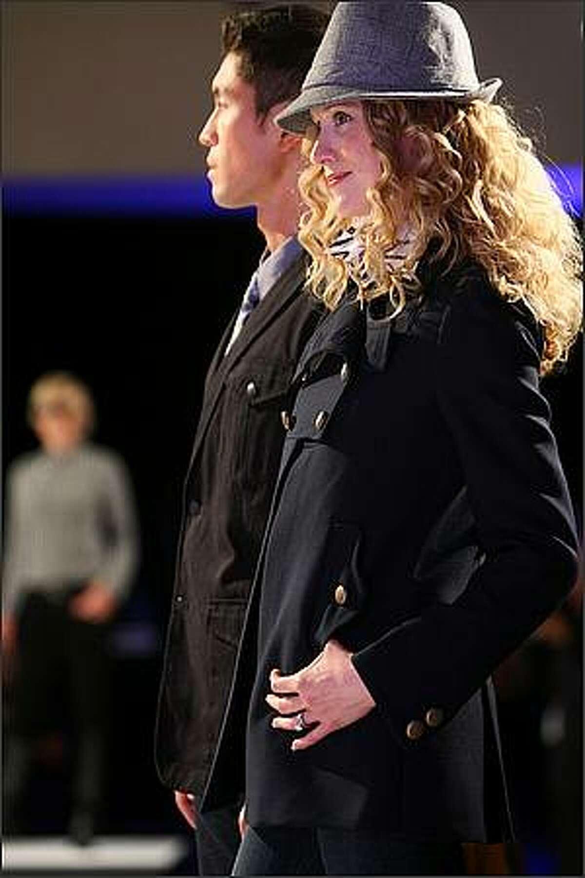 Macy's Fall Fashion Show 2008.