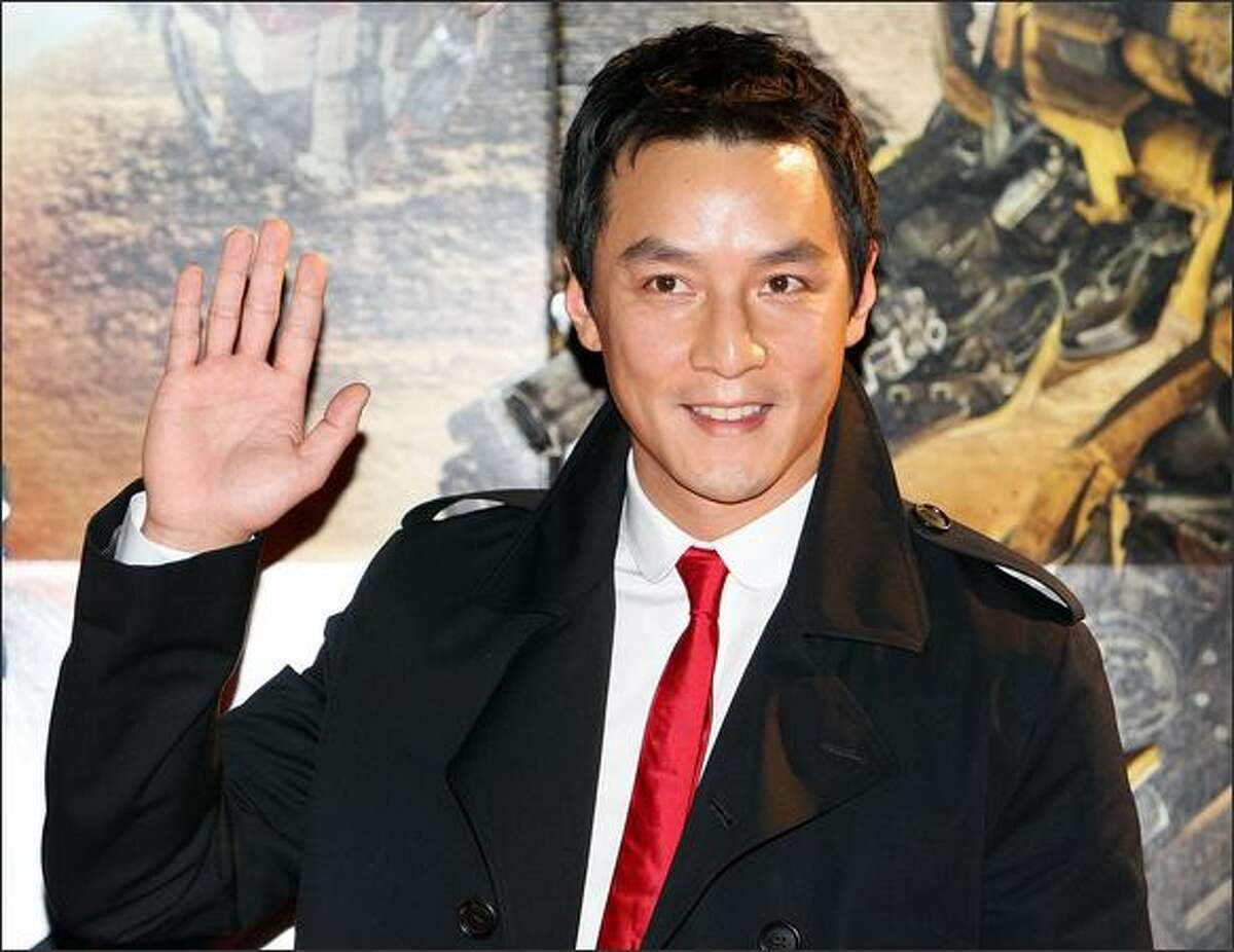 Daniel Wu attends the