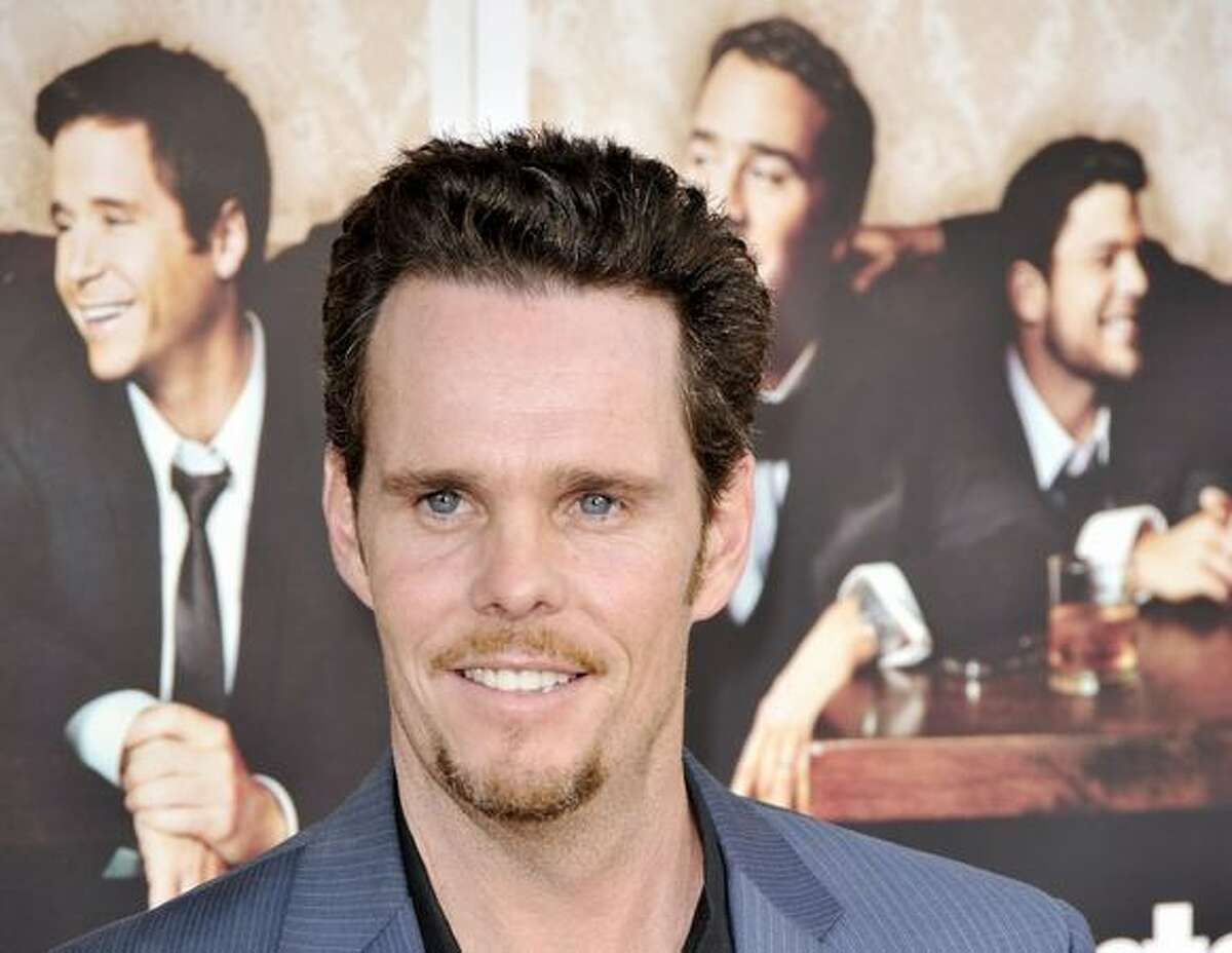 Actor Kevin Dillon arrives at the premiere of HBO's