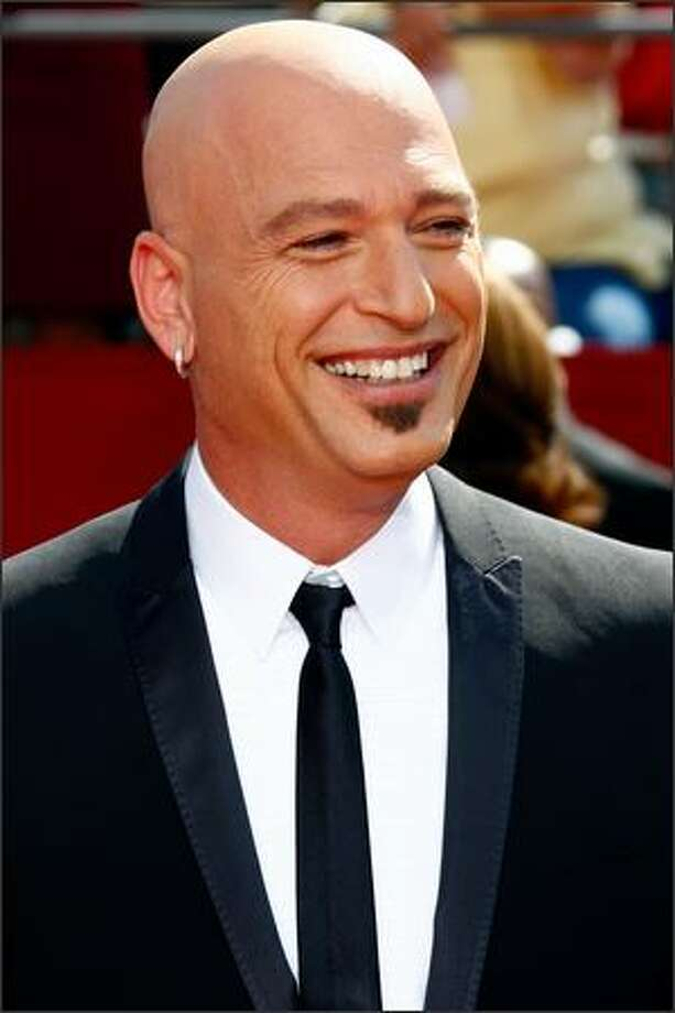 Host Howie Mandel turns 57. Photo: Getty Images