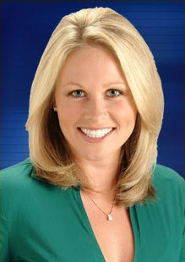1. Lisa Gangel: KING-TV sportscaster is hands down the hottest ticket in town. One local media guy is so smitten that he gets tongue-tied around her. Blonde, bright, beautiful and ... taken. She's getting married to the Seahawks' Patrick Kerney next summer.  -- Jim Moore (KING-TV photo)