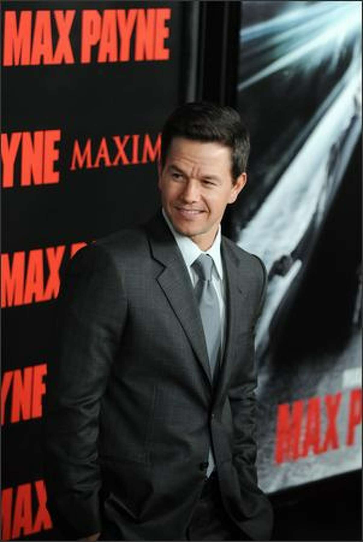 Cast members Mark Wahlberg arrives for the premiere of