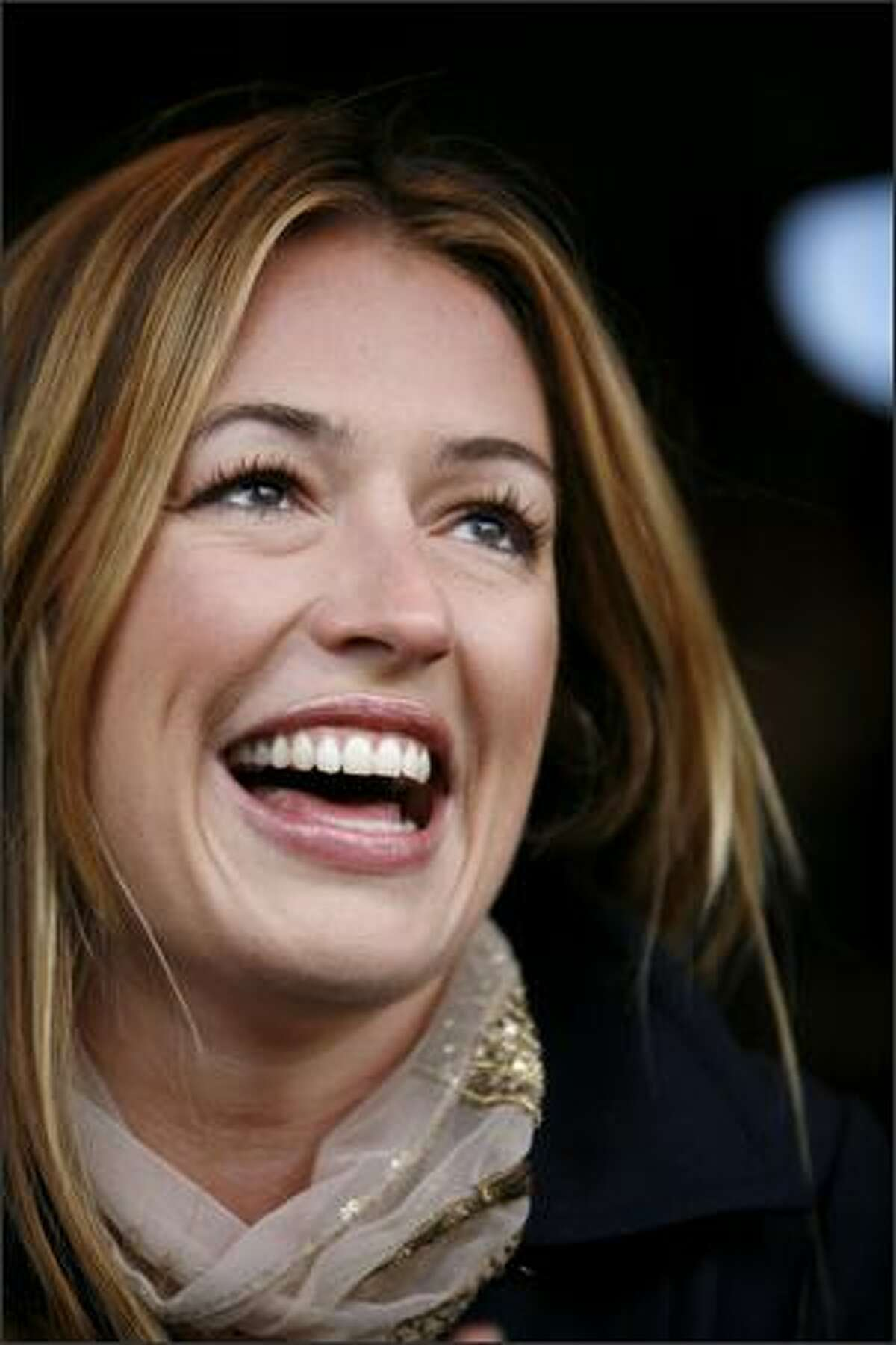 Cat Deeley, host of the television show