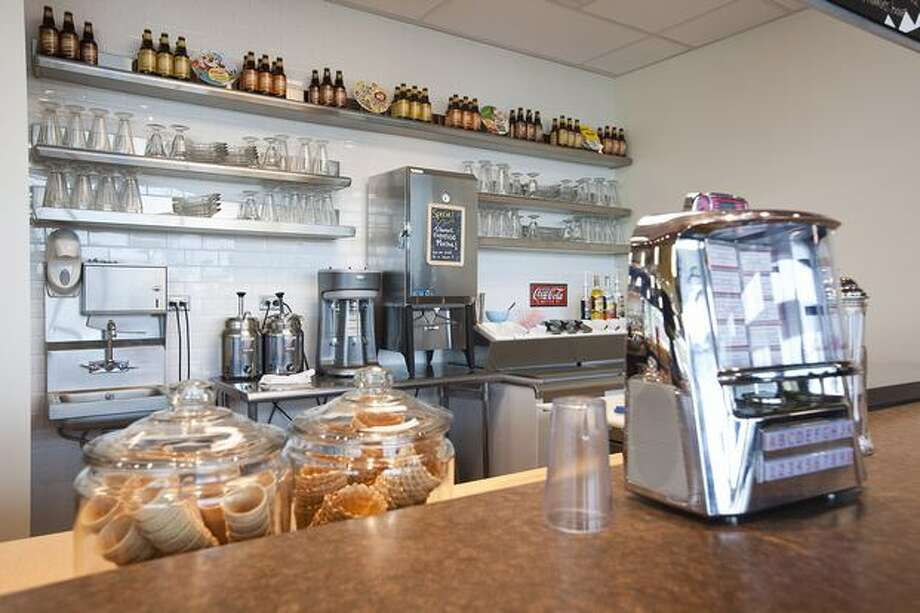 Google Kirkland features a soda fountain. Photo: Getty Images