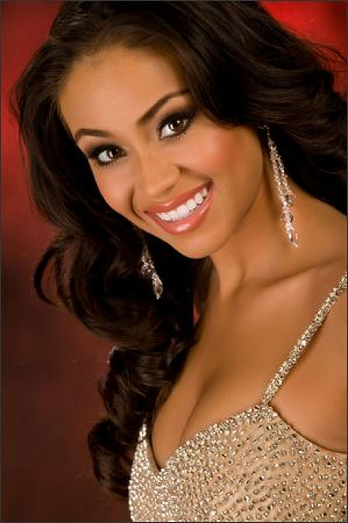 Alicia-Monique Blanco, Miss Arizona