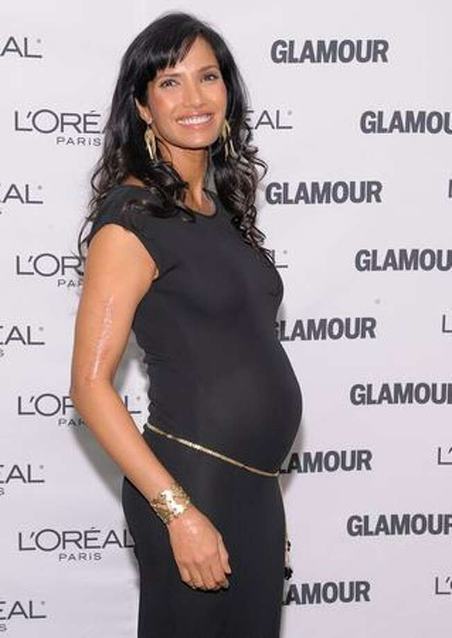 TV personality Padma Lakshmi attends the Glamour Magazine 2009 Women of The Year Honors at Carnegie Hall in New York City. Photo: Getty Images