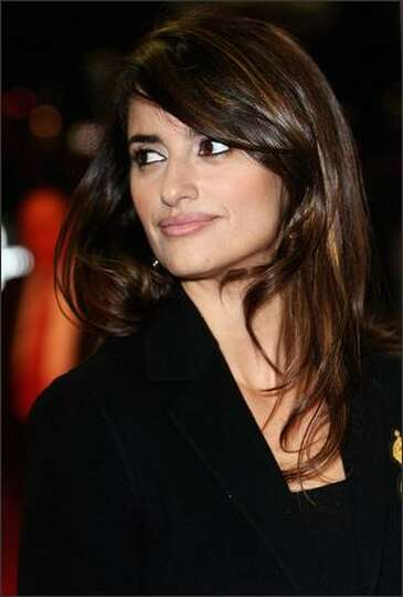 Actress Penelope Cruz arrives at the premiere of