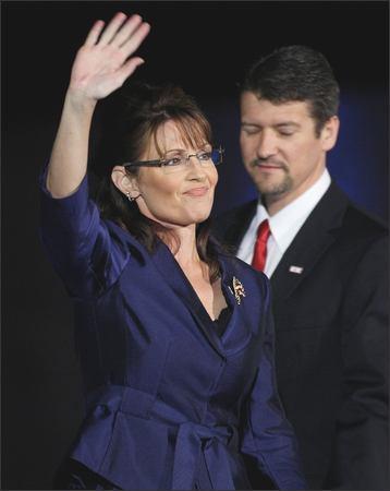 'First Dude' Todd Palin wants divorce from ex-Gov. Sarah Palin