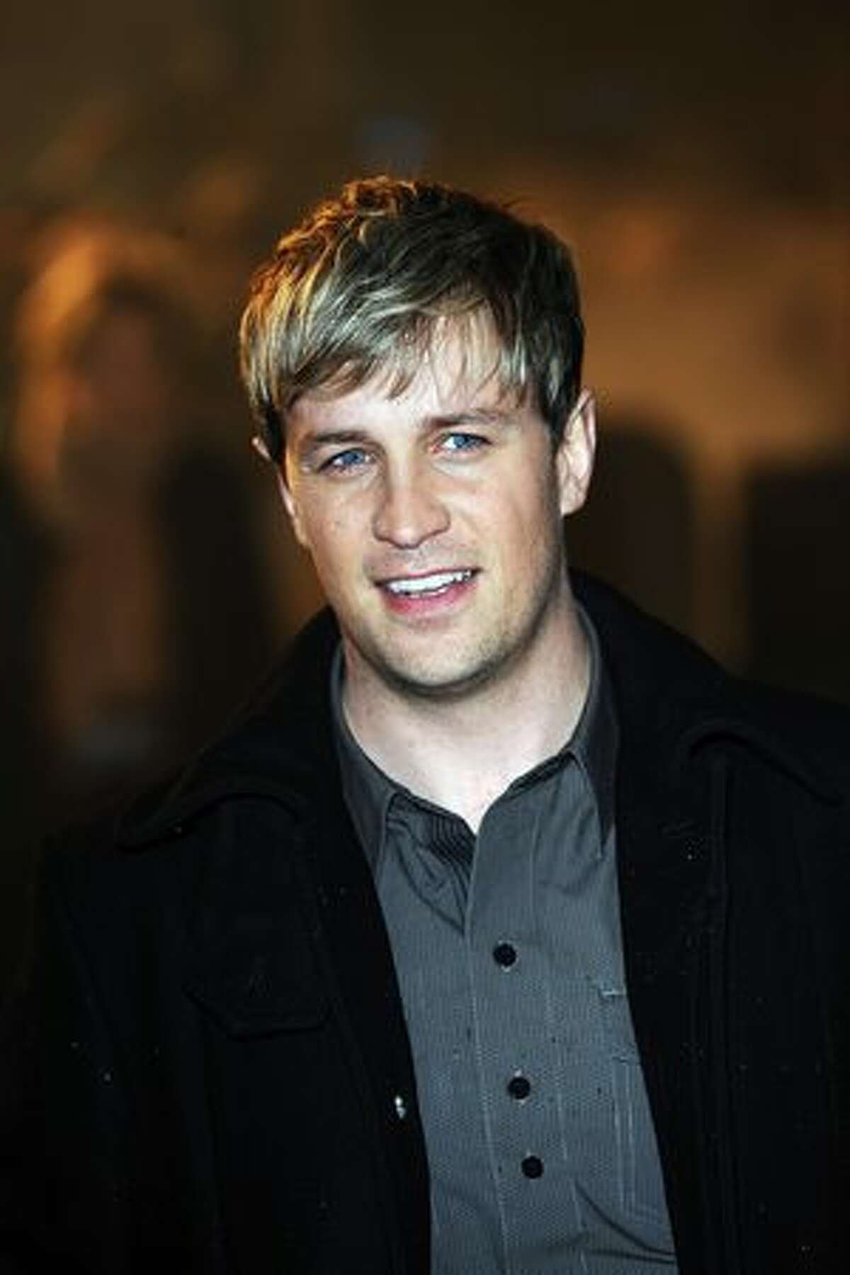 Kian Egan attends the world premiere of Sherlock Holmes at Empire Leicester Square in London, England.