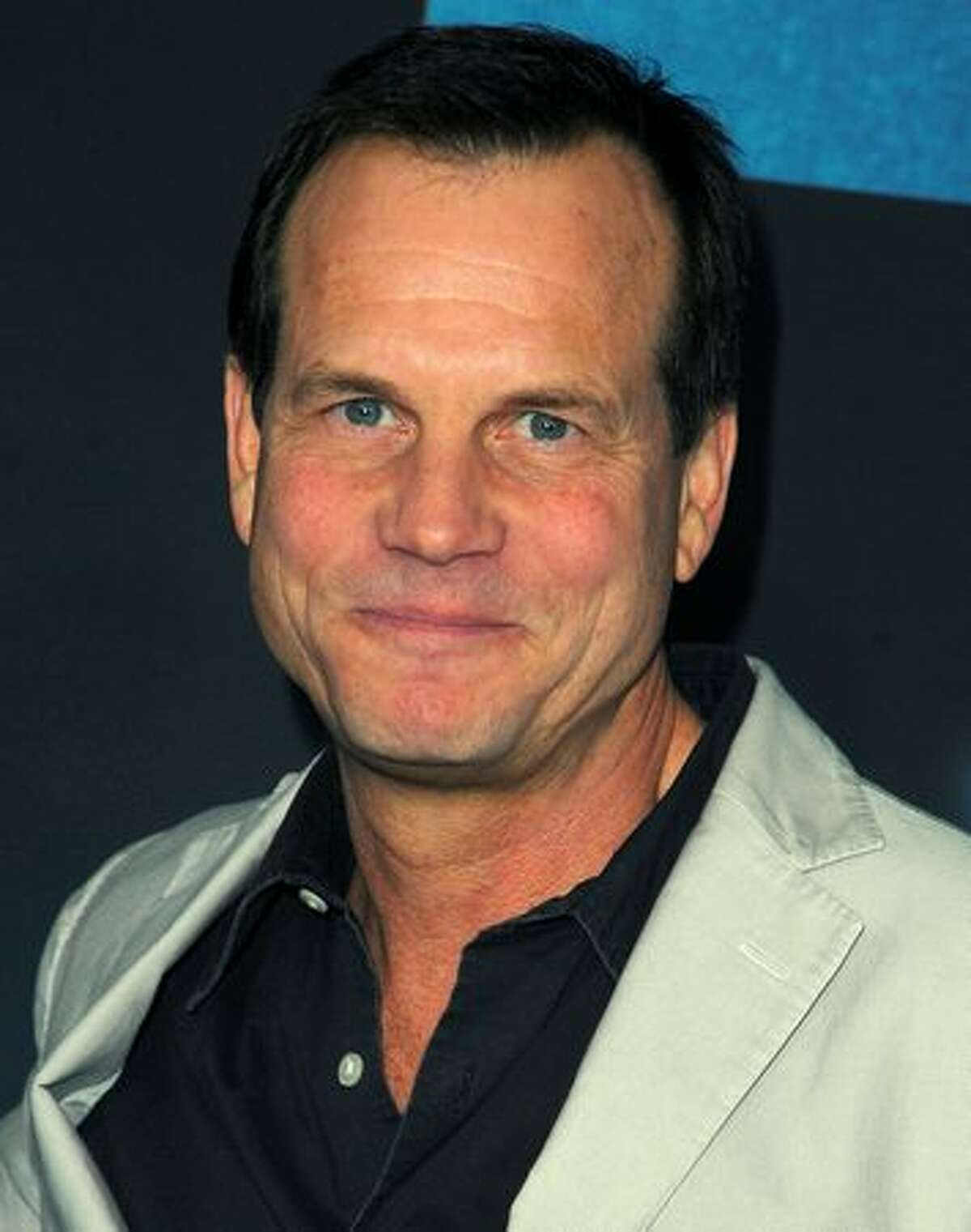 Actor Bill Paxton arrives.