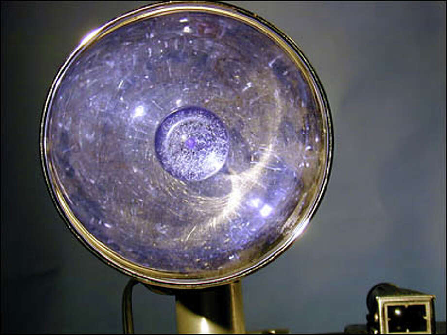 Flash reflector Photo: Museum Of History And Industry