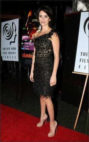 Actress Penelope Cruz attends the 2008 New York Film Critic's Circle Awards at Strata on Monday in New York City. Photo: Getty Images