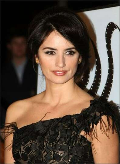 Actress Penelope Cruz attends the 2008 New York Film Critic's Circle Awards at Strata on Monday in N