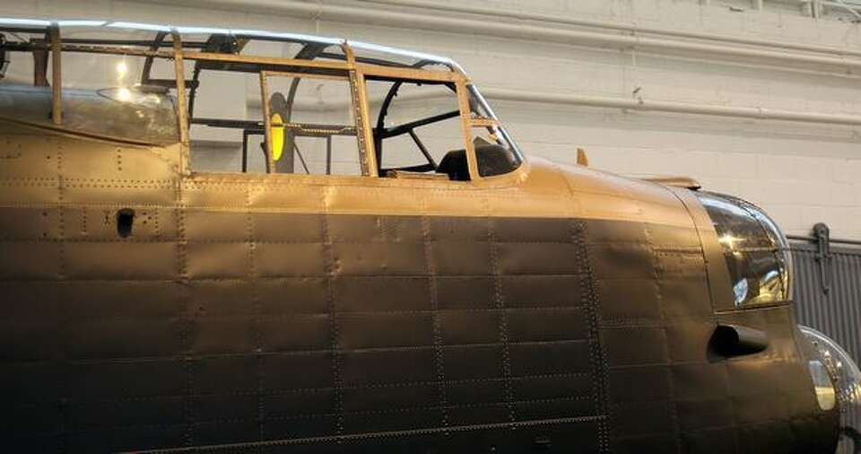 Flying Heritage Collection: Avro LancasterThe Lancaster was the most successful British bomb