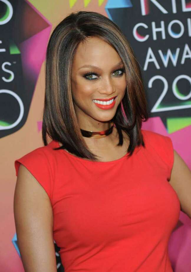 Tyra Banks at Nickelodeon's 23rd Annual Kids' Choice Awards held at UCLA's Pauley Pavilion on March 27, 2010 in Los Angeles, California.  (Photo by Jason Merritt/Getty Images) Photo: Jason Merritt, Getty Images / 2010 Getty Images