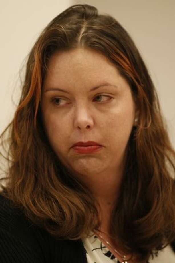 "Shooting victim Tammy Kaiser told Haq ""I am Jewish."" Photo: Braden VanDragt, Seattlepi.com"