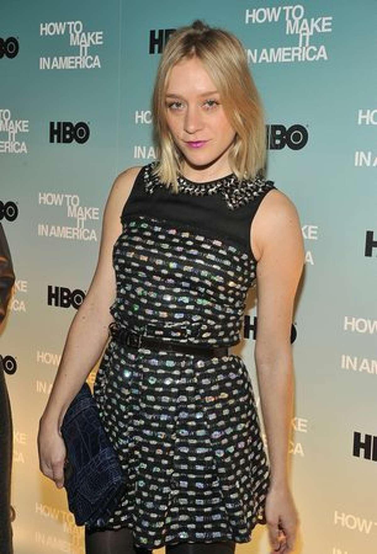 Actress Chloe Sevigny attends.