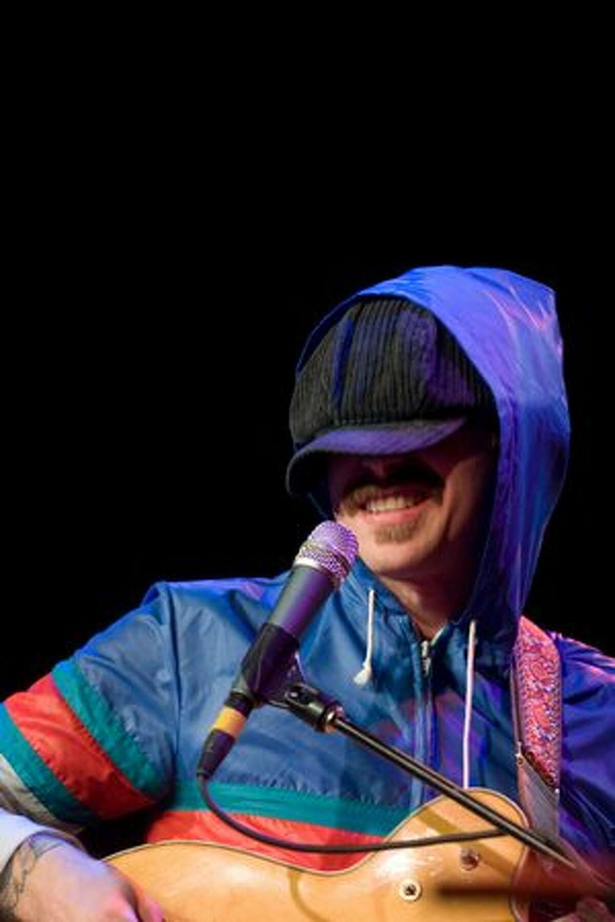 Portugal. The Man plays at Showbox at the Market as part of the Rhapsody Rocks Seattle series on Feb. 16. (Chona Kasinger / seattlepi.com)