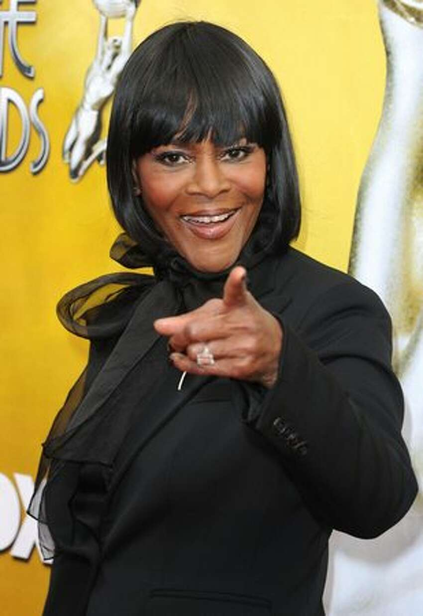 Actress Cicely Tyson arrives at the 41st NAACP Image awards held at The Shrine Auditorium on February 26, 2010 in Los Angeles, California.