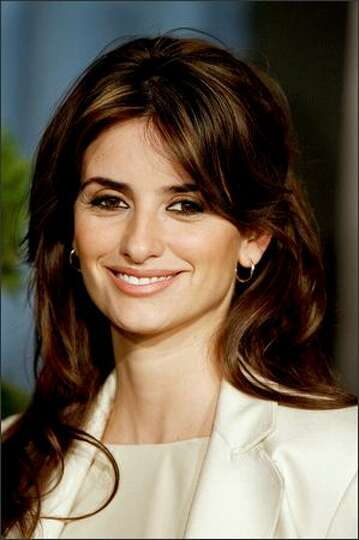 Actress Penelope Cruz attends the 2009 Oscar Nominees Luncheon held at the Beverly Hilton Hotel in B