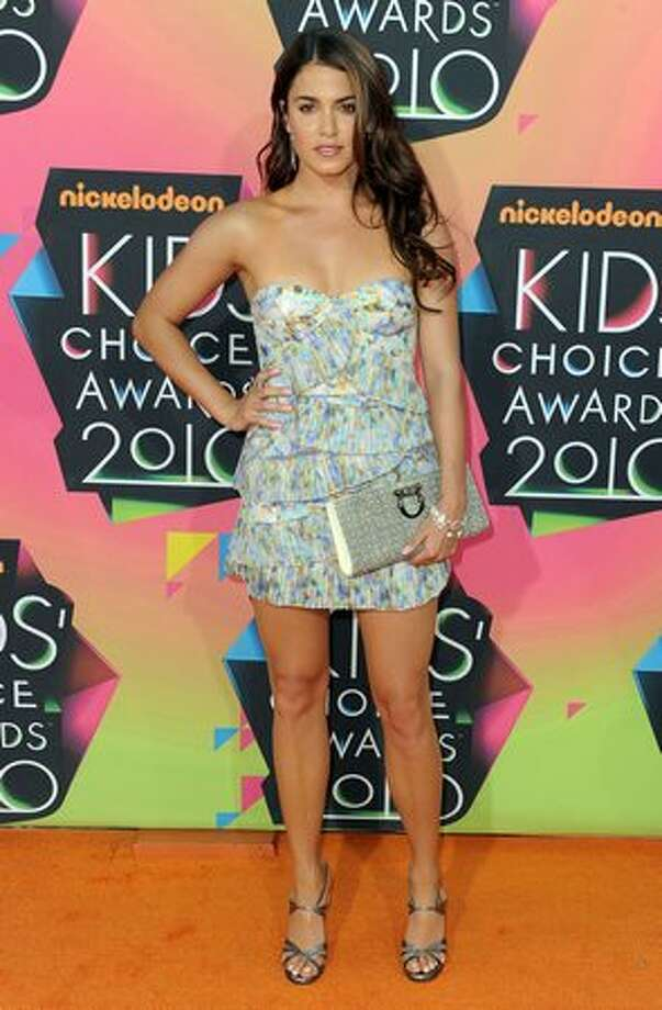 Actress Nikki Reed arrives at Nickelodeon's 23rd Annual Kids' Choice Awards held at UCLA's Pauley Pavilion on March 27, 2010 in Los Angeles, California. Photo: Getty Images