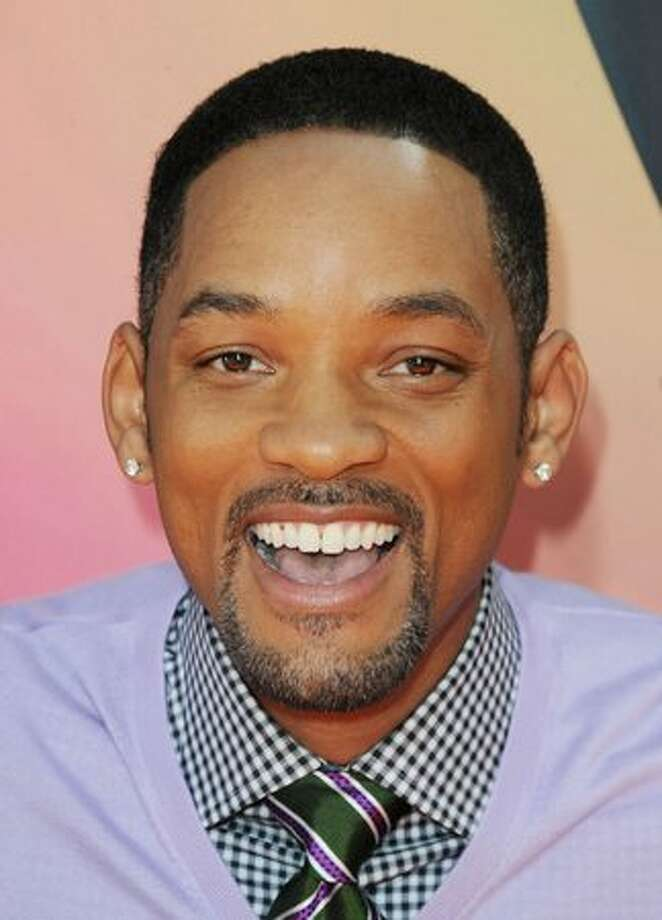 Actor Will Smith arrives at Nickelodeon's 23rd Annual Kids' Choice Awards held at UCLA's Pauley Pavilion in Los Angeles on March 27, 2010. Photo: Getty Images