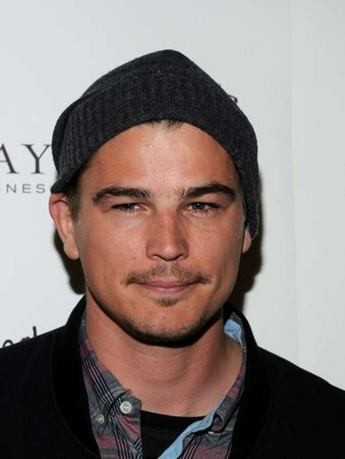 Actor Josh Hartnett arrives at the premiere of IFC Films'