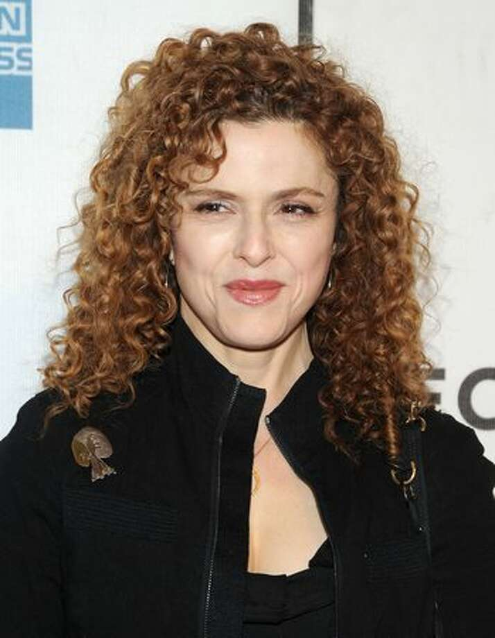 "Actress Bernadette Peters attends the premiere of ""My Own Love Song"" during the 2010 Tribeca Film Festival at the Tribeca Performing Arts Center on April 22, 2010 in New York City. Photo: Getty Images"