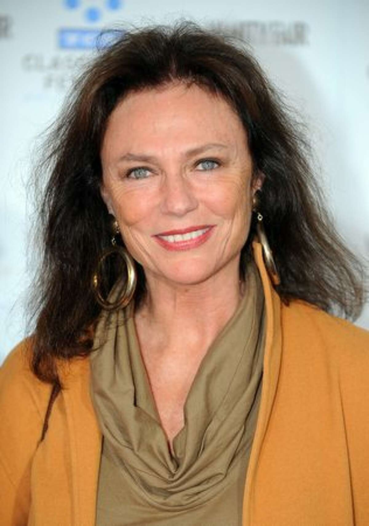 Actress Jacqueline Bisset arrives at the world premiere of the restored