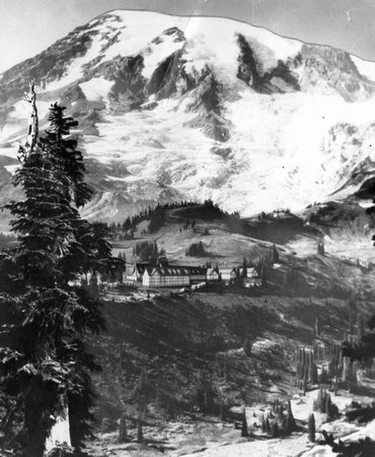 A view of Paradise Valley in 1938. Photo: P-I File