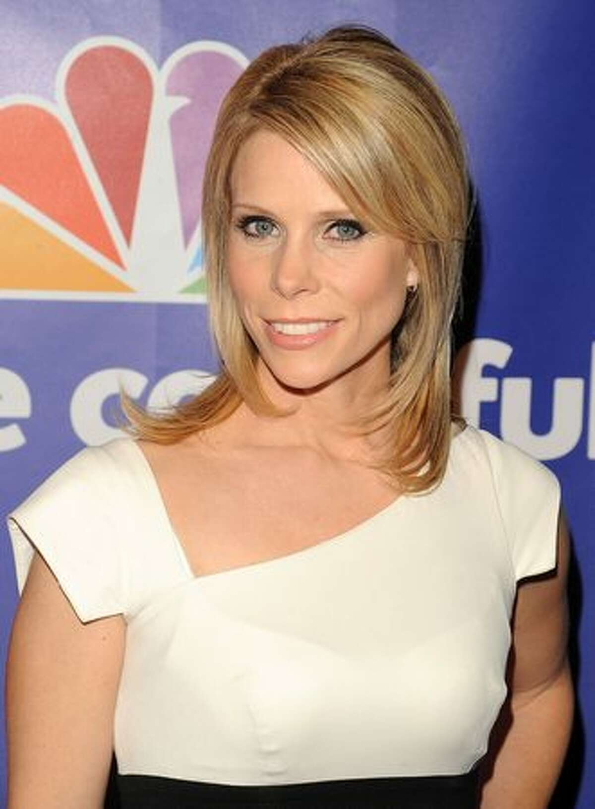 Actress Cheryl Hines attends the 2010 NBC