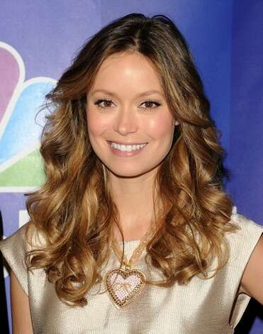 "Actress Summer Glau attends the 2010 NBC ""upfront"" presentation. Photo: Getty Images"