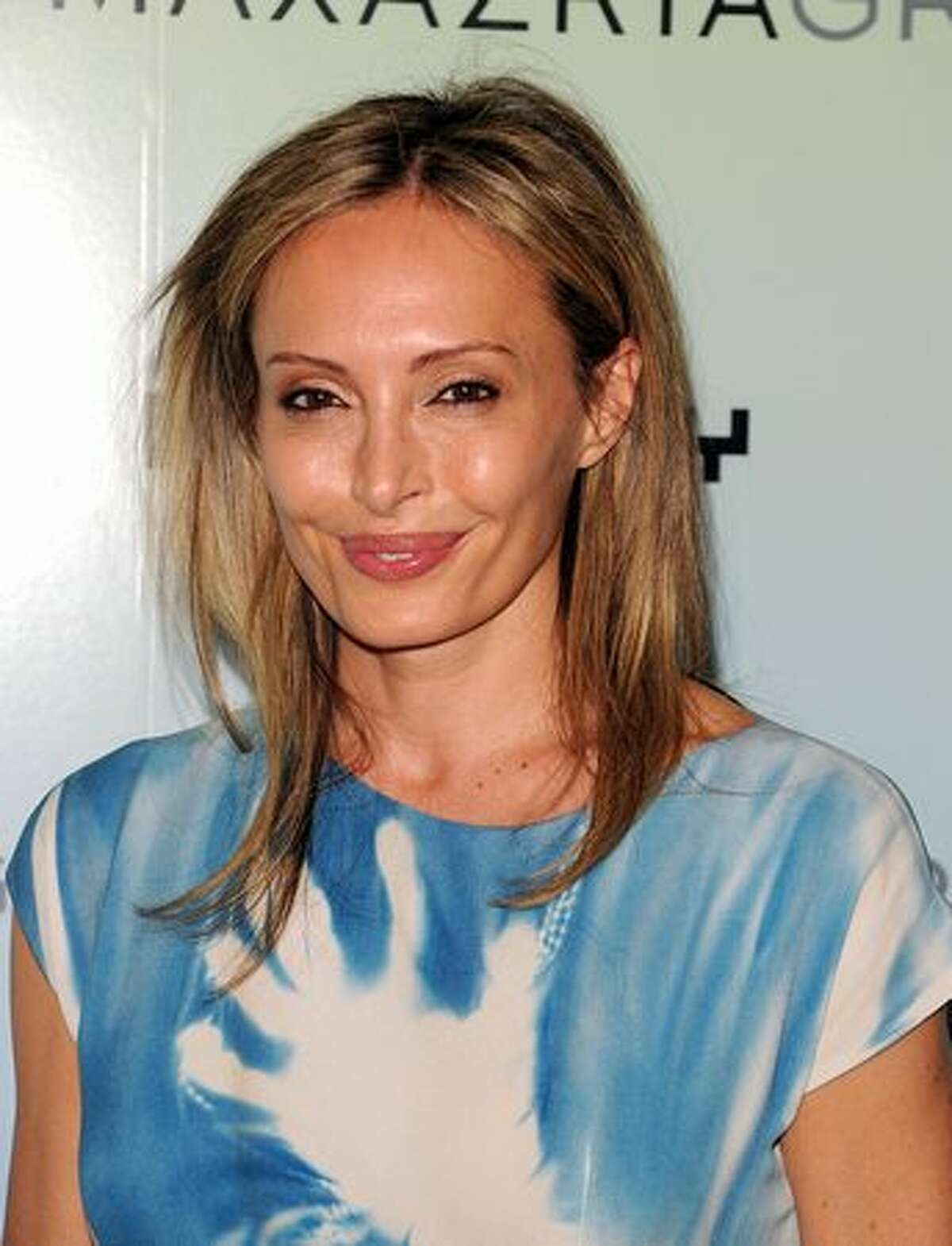 Lubov Azria attends the Whitney Museum Art Party 2010 at 82 Mercer in New York City.