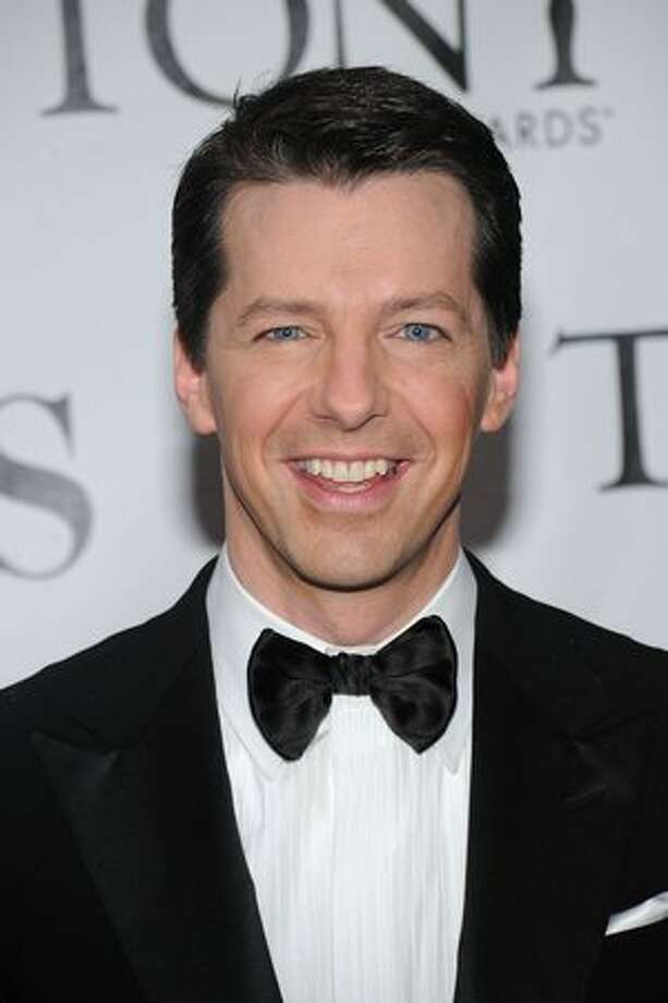 Actor Sean Hayes attends the 64th Annual Tony Awards at Radio City Music Hall. Photo: Getty Images