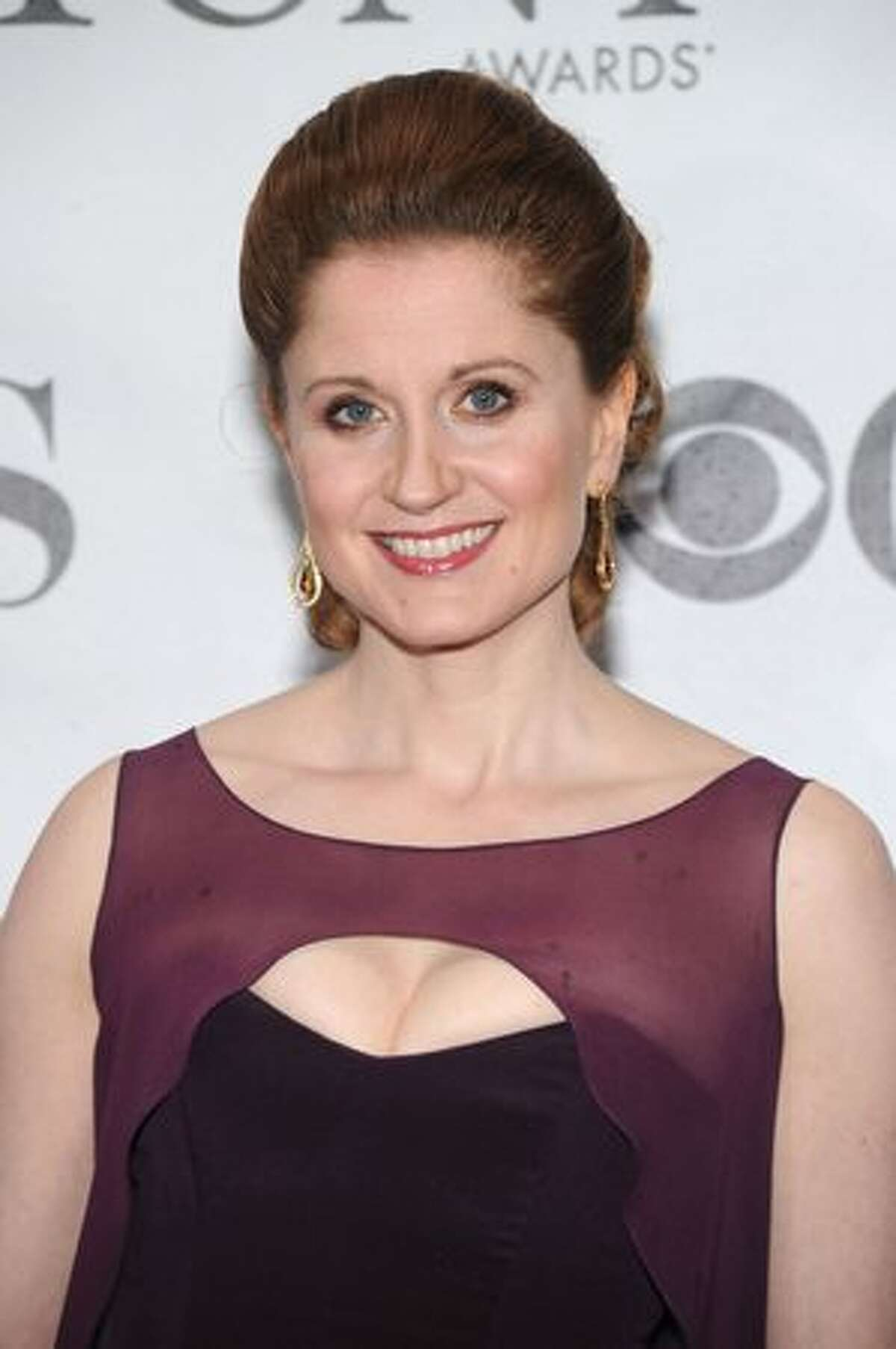 Actress Christiane Noll attends the 64th Annual Tony Awards at Radio City Music Hall.