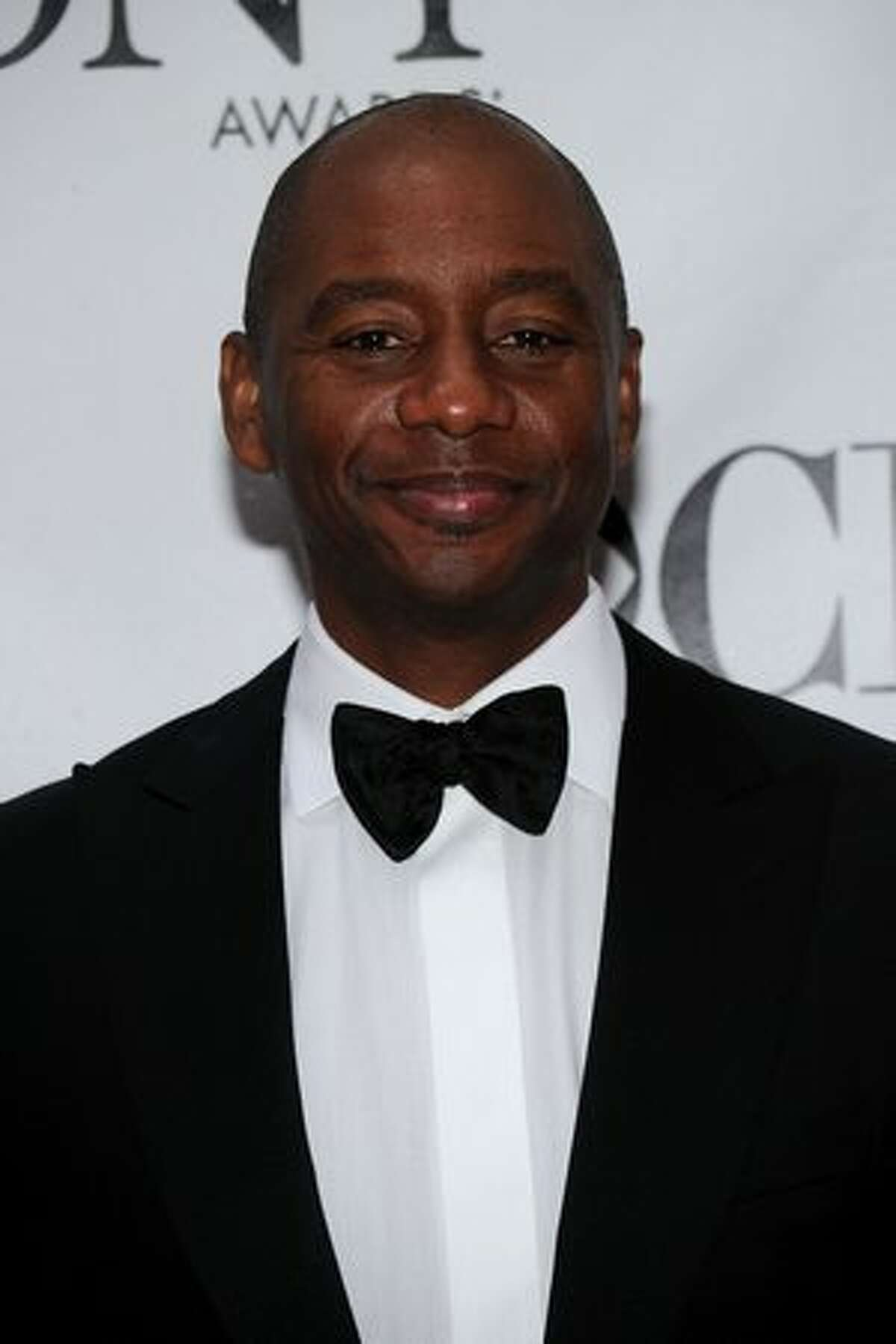 Musician Branford Marsalis attends the 64th Annual Tony Awards at Radio City Music Hall.