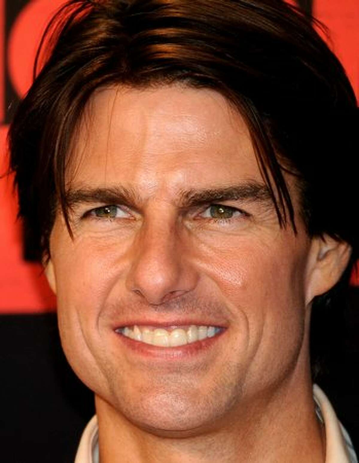 Tom Cruise attends