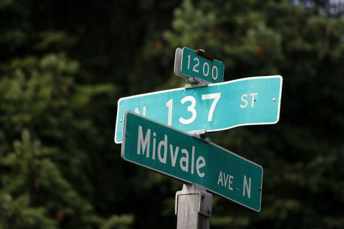 The standoff occured Wednesday in the 13700 block of Midvale Avenue North.