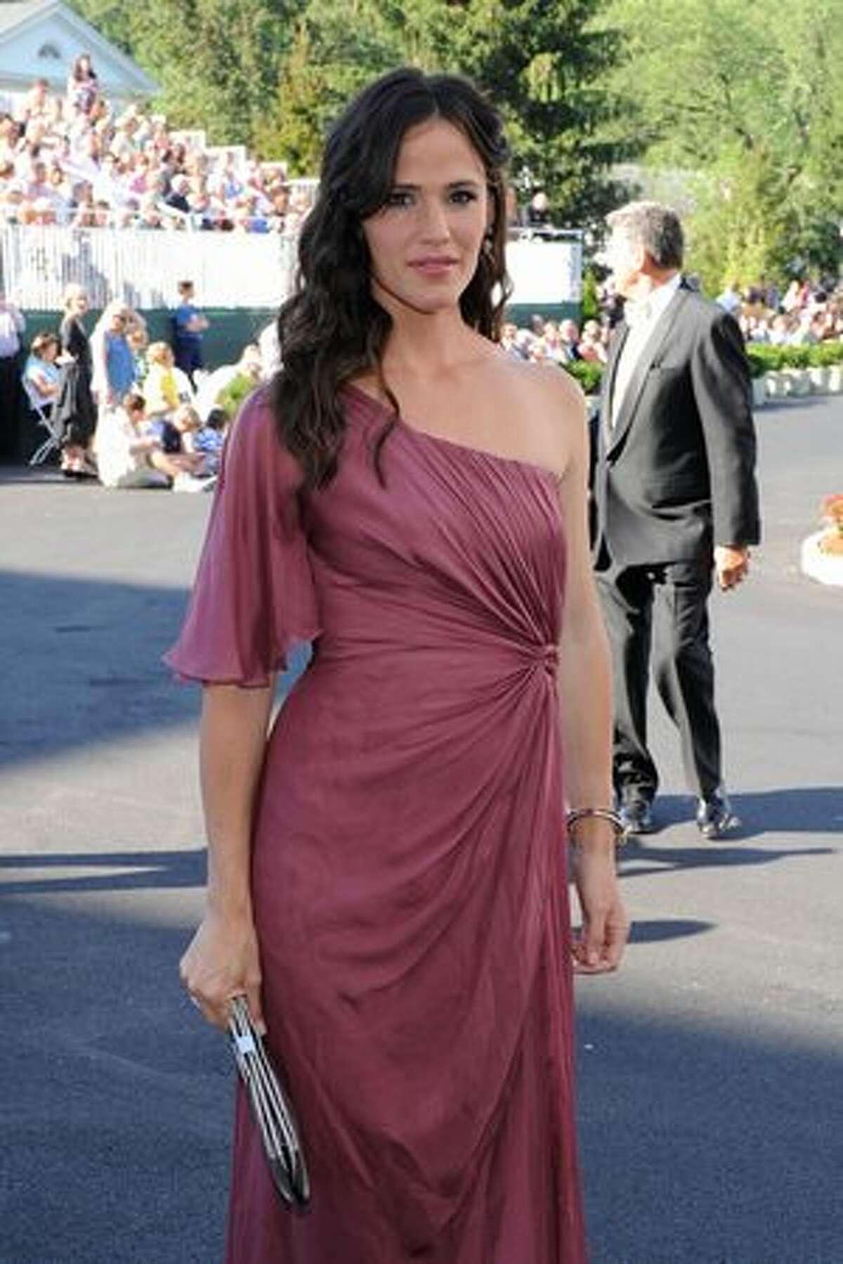 Actress Jennifer Garner attends the grand opening.