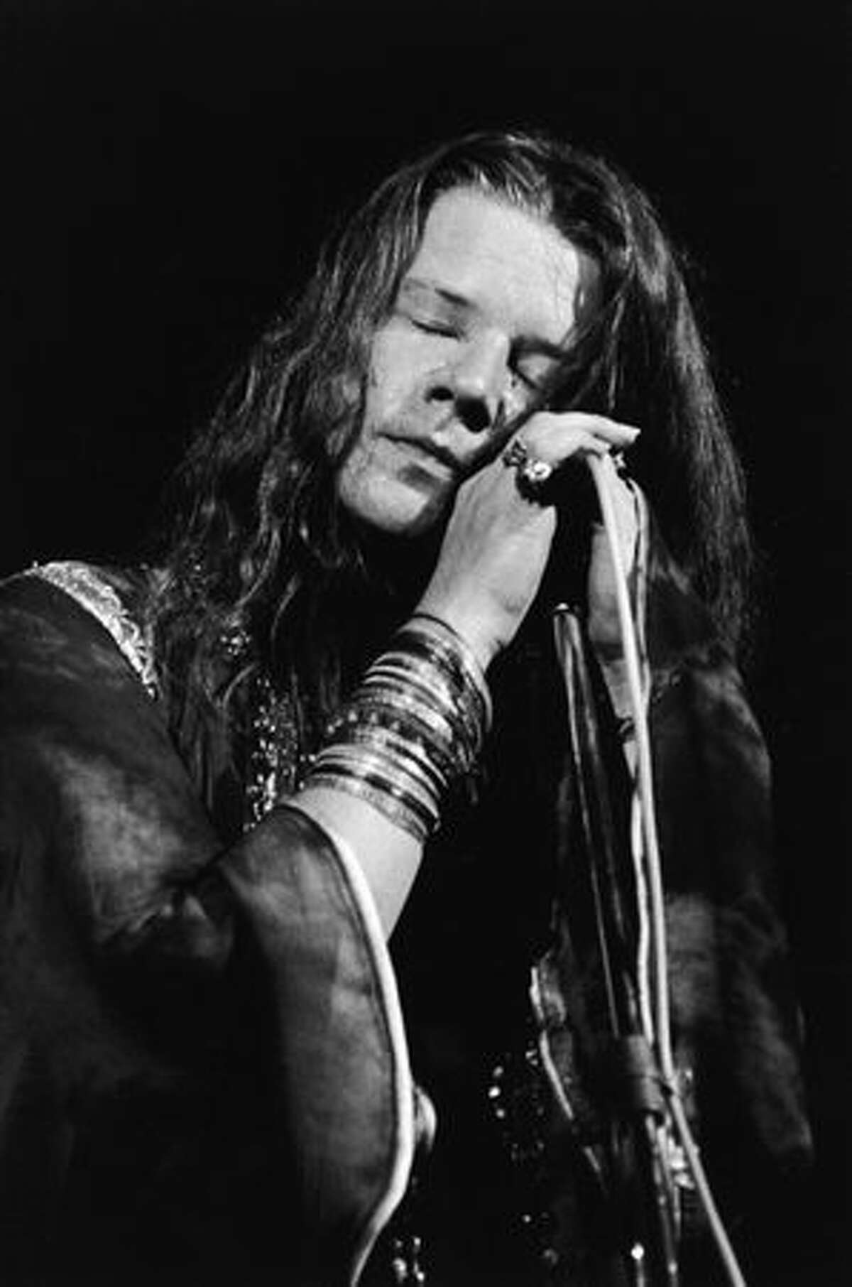 Janis Joplin: Hear a sample. (Photo by Tucker Ransom/Getty Images)