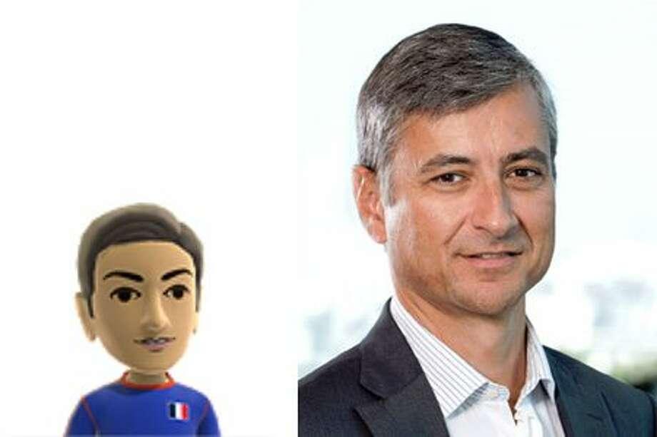 Jean-Philippe Courtois -- president, Microsoft International Photo: Microsoft