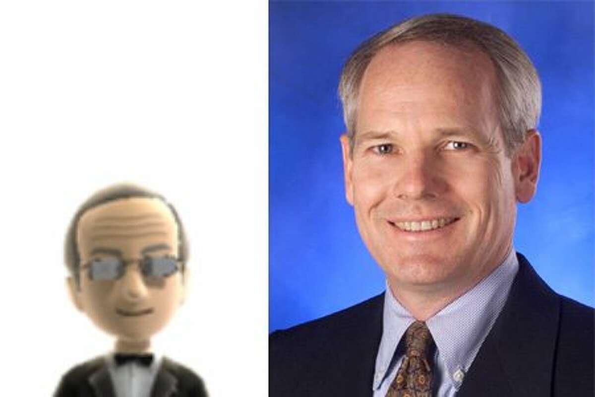 Kurt DelBene -- president, Microsoft Business Division
