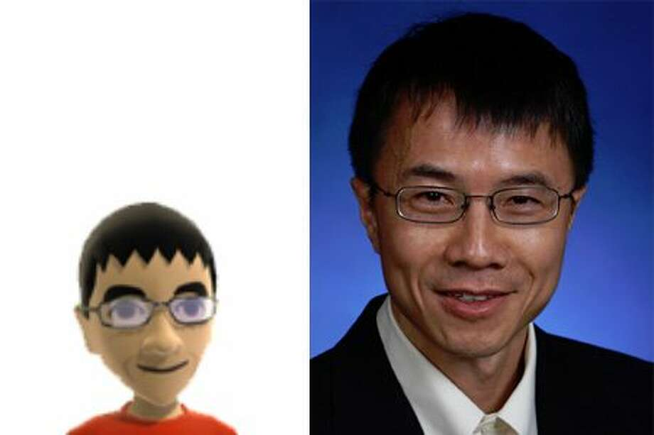 Qi Lu -- president, Online Services Division Photo: Microsoft