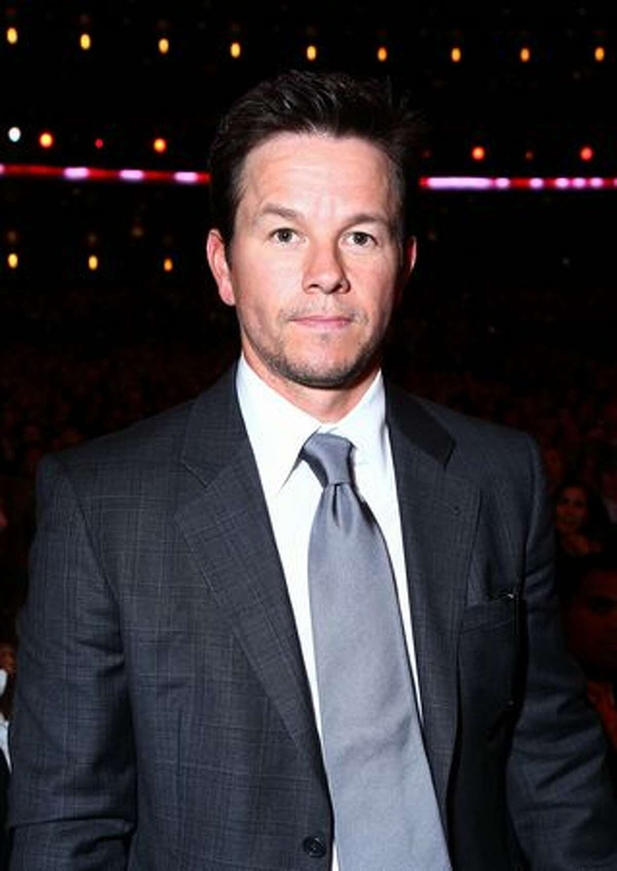 Actor Mark Wahlberg attends.