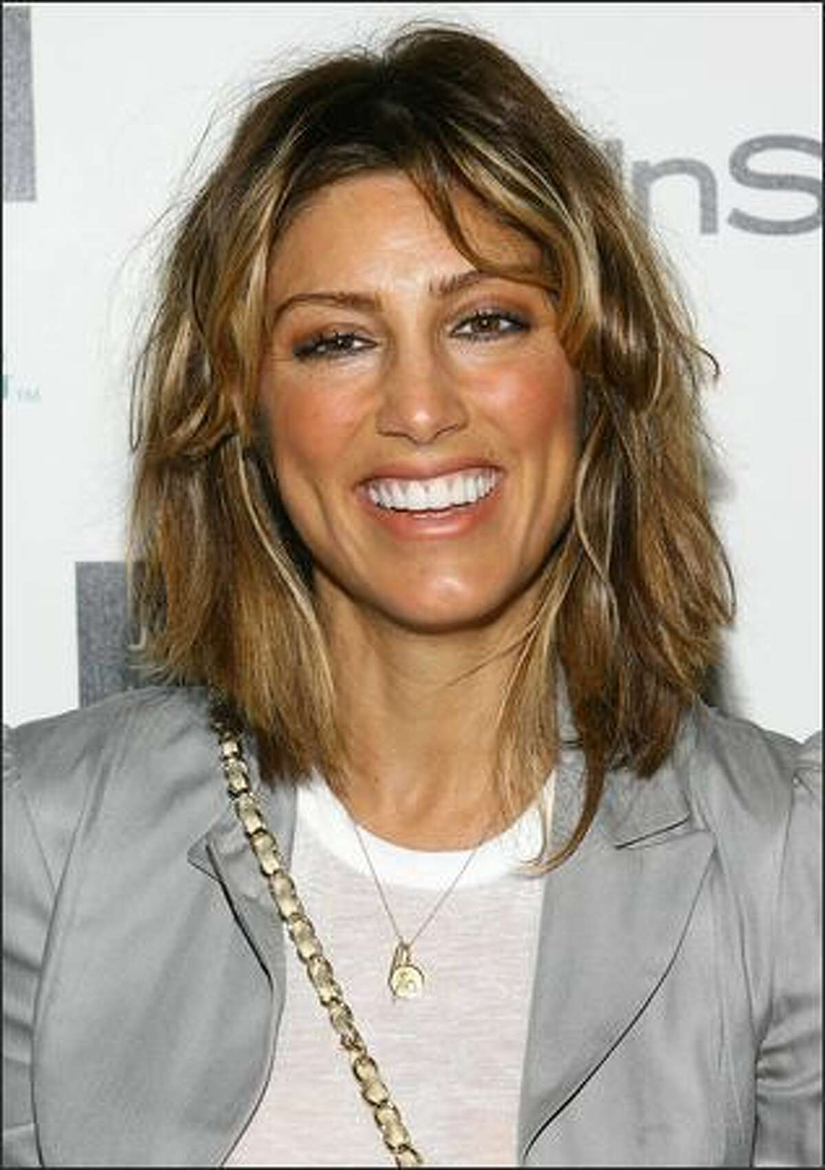 Actress Jennifer Esposito attends the InStyle Hair Issue launch party hosted by John Frieda Root Awakening at Hotel Gansevoort in New York City.KEEP CLICKING FOR MORE PHOTOS OF ESPOSITO THROUGH THE YEARS.