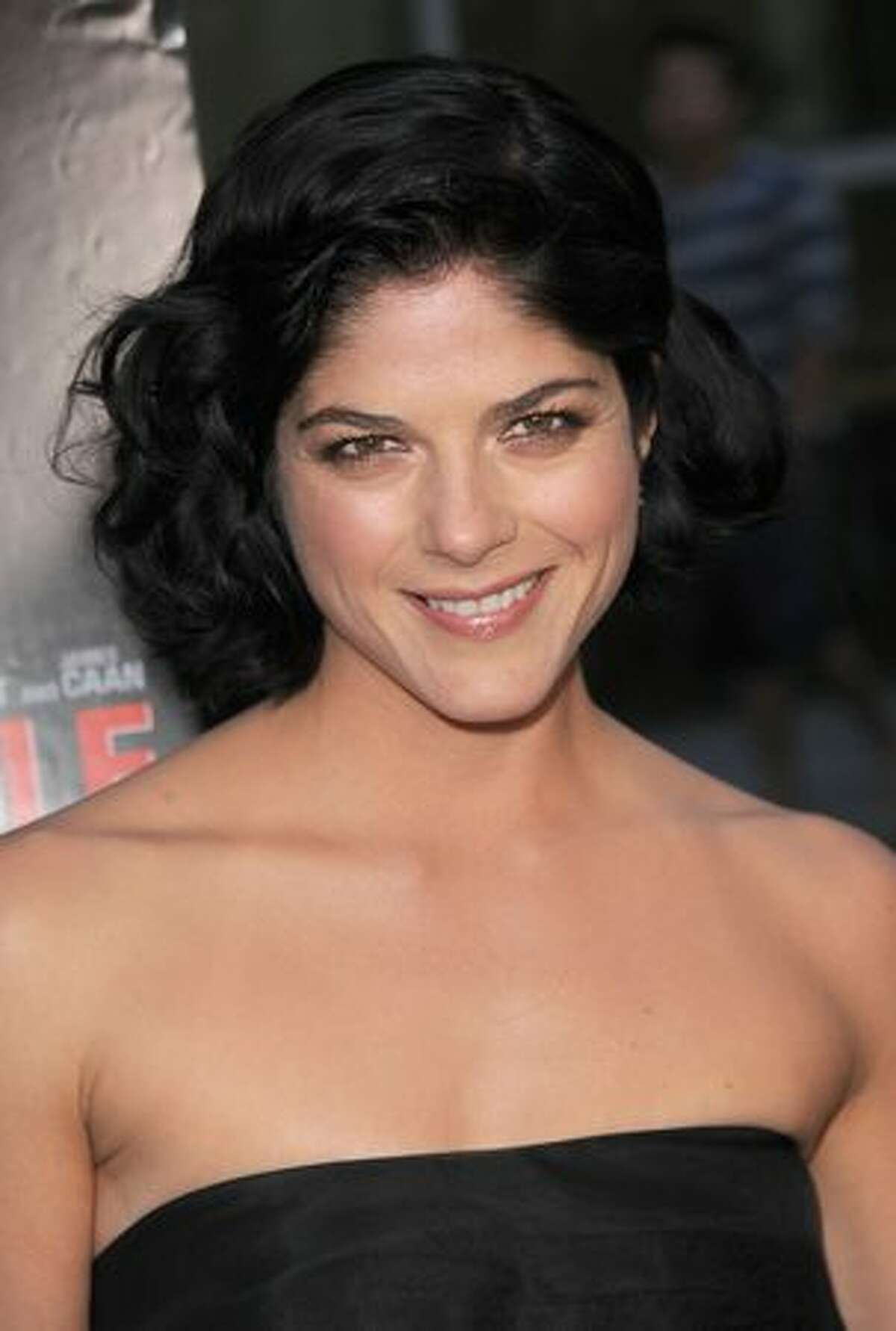 Actress Selma Blair attends the Los Angeles premiere of