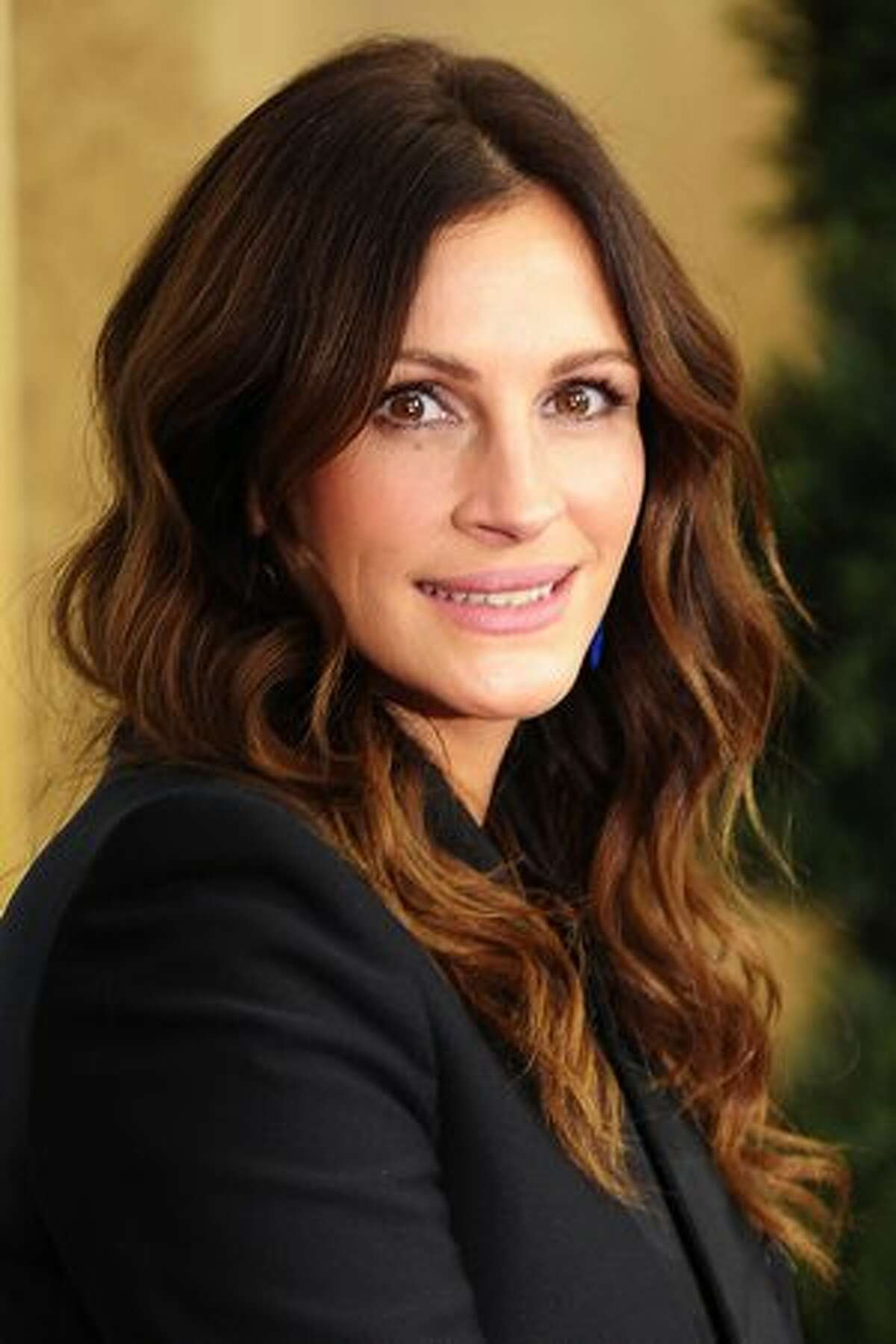 Actress Julia Roberts attends the premiere of