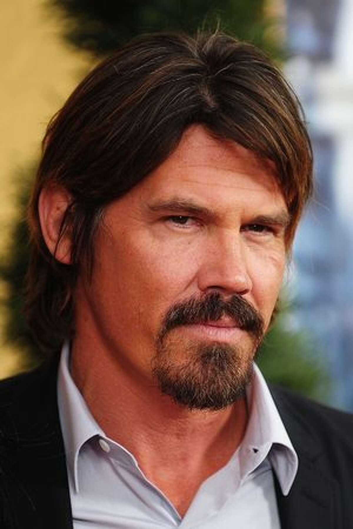 Actor Josh Brolin attends the premiere of