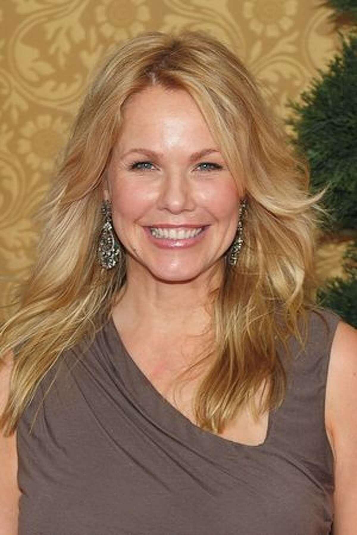 Actress Andrea Roth (